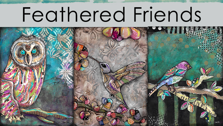 Feathered Friends Course Graphic